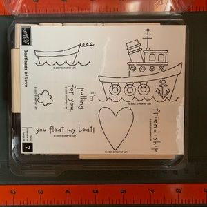Stampin' Up! BOATLOADS OF LOVE